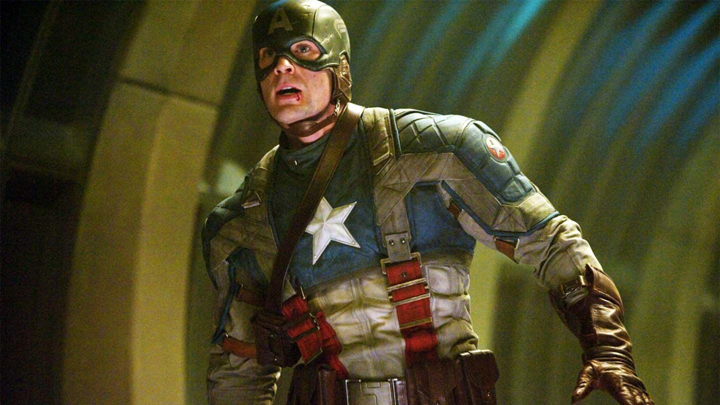 4th of July Movies: Captain America: The First Avenger