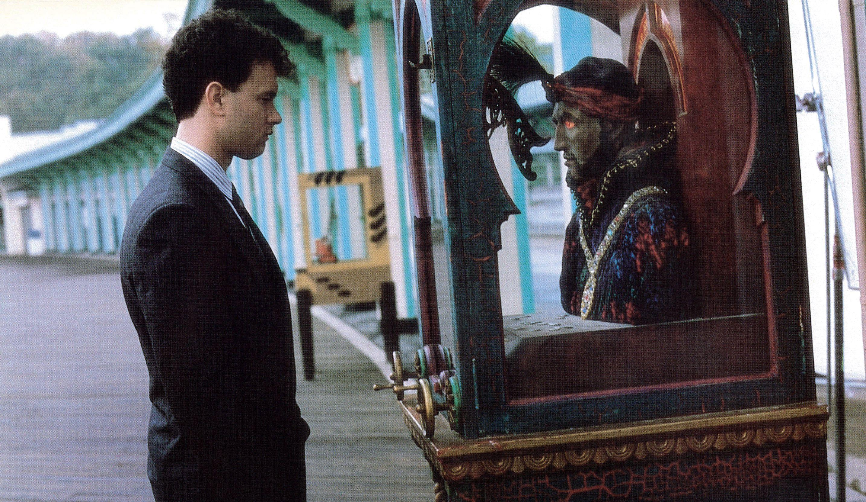 """Tom Hanks in """"Big."""""""