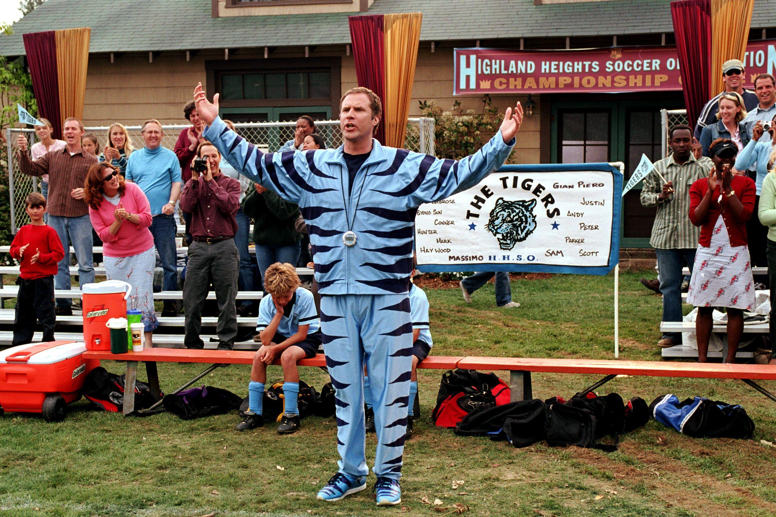 "Will Ferrell in ""Kicking & Screaming."""