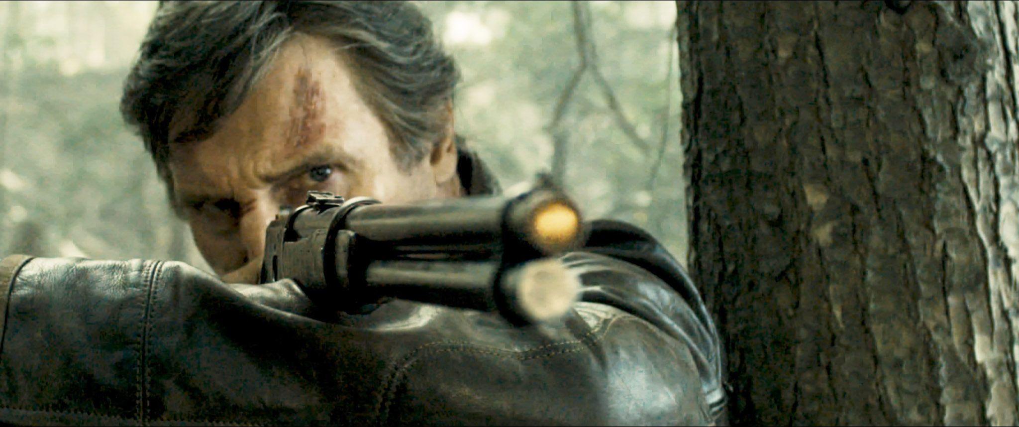 """Liam Neeson in """"Run All Night."""""""