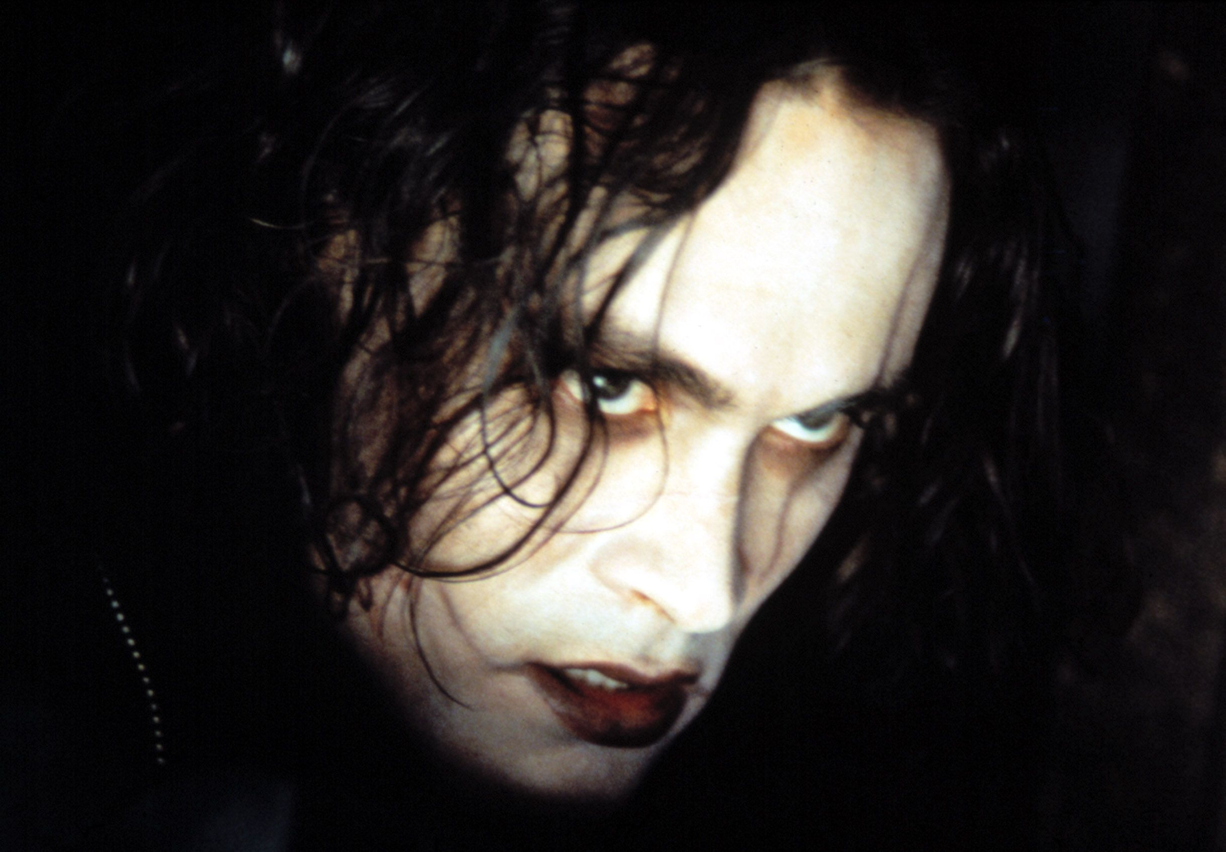 """A scene from """"The Crow."""""""