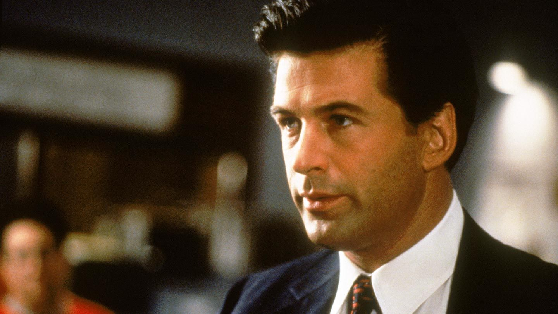 """Alec Baldwin in """"Glengarry Glen Ross."""""""