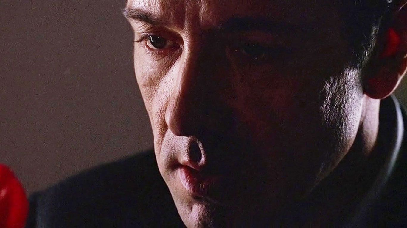 """Kevin Spacey in """"American Beauty."""""""