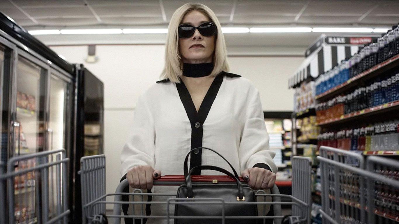 """Barbara Crampton in """"Jakob's Wife."""""""