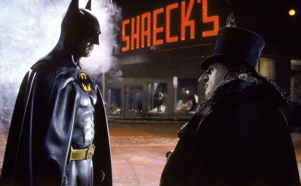 "A scene from ""Batman Returns."""