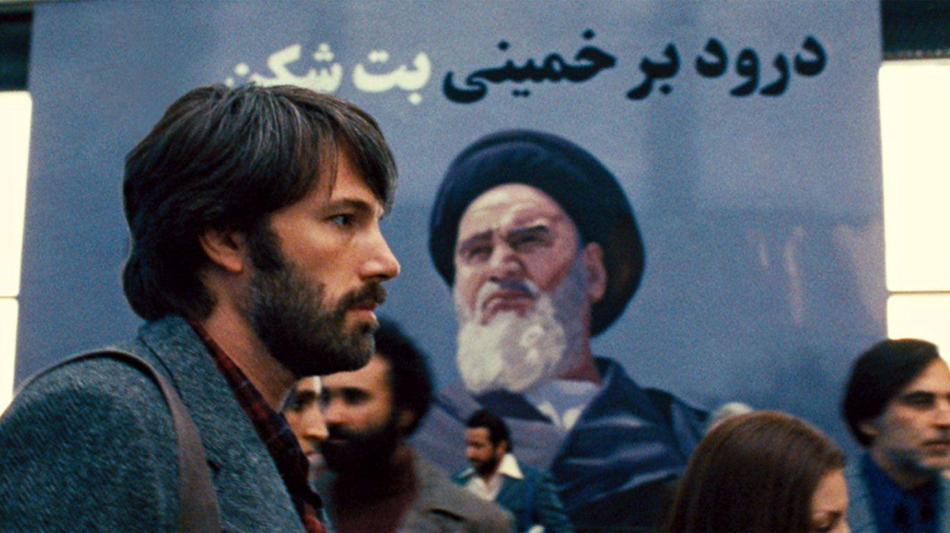 """Ben Affleck in """"Argo."""""""