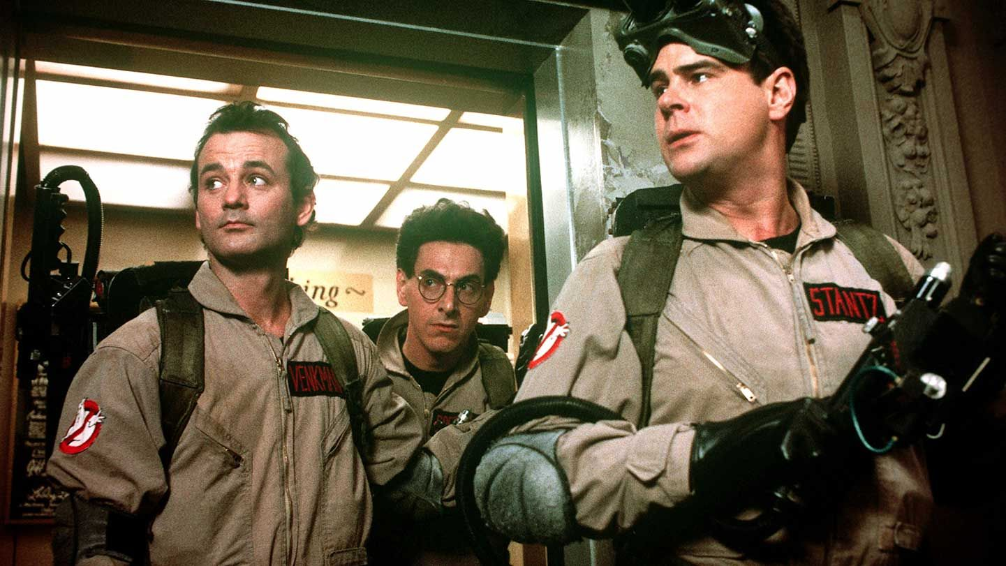 Bill Murray Movies: Ghostbusters