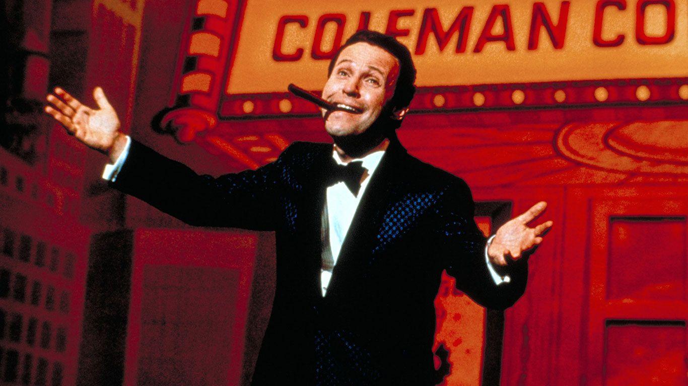 "Billy Crystal in ""Mr. Saturday Night."""