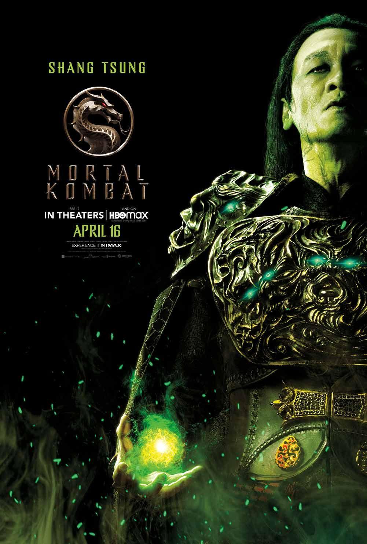 """Chin Han as Shang Tsung in """"Mortal Kombat."""" © Warner Bros."""