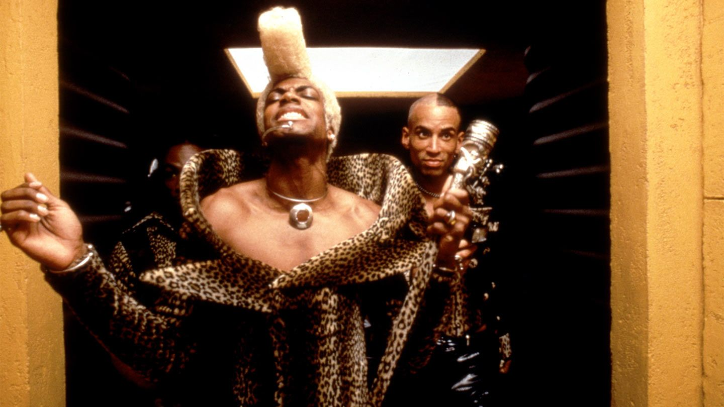 Chris Tucker Movies: The Fifth Element