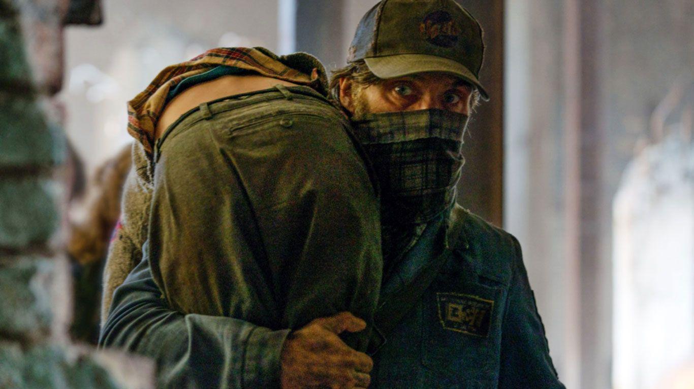 "Cillian Murphy in ""A Quiet Place: Part II."""