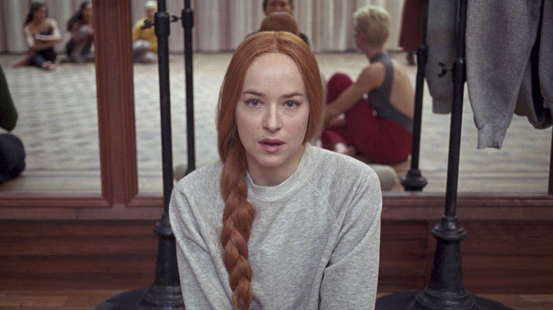 """Dakota Johnson in """"Suspiria."""""""