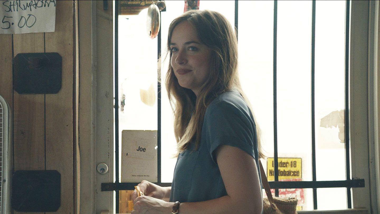 "Dakota Johnson in ""The Peanut Butter Falcon."""