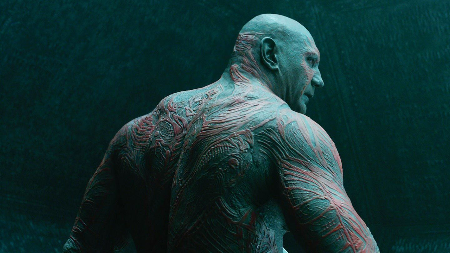 Dave Bautista Movies: Guardians of the Galaxy