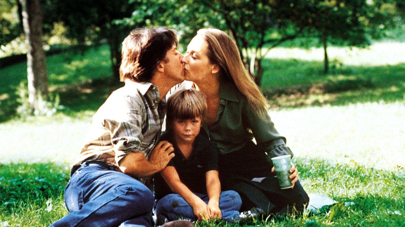 """Dustin Hoffman, Justin Henry, Meryl Streep in """"Kramer vs. Kramer."""""""