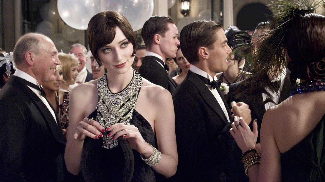 """Elizabeth Debicki in """"The Great Gatsby."""""""
