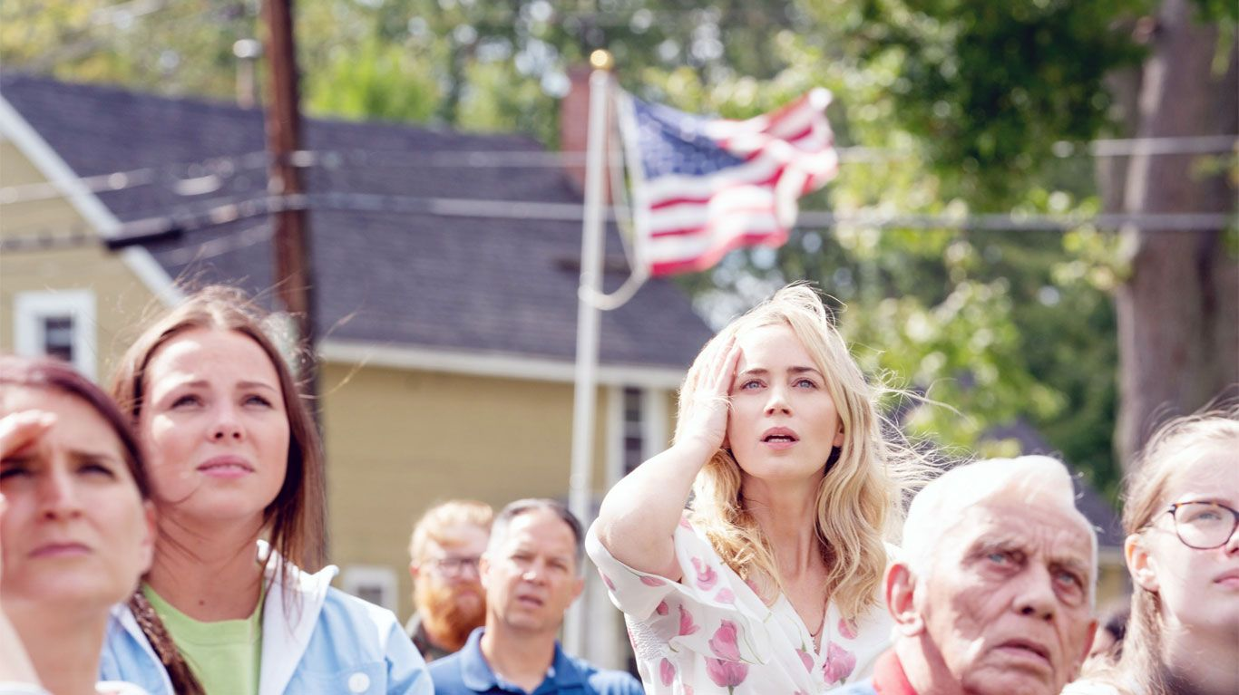 """Emily Blunt in """"A Quiet Place: Part II."""""""