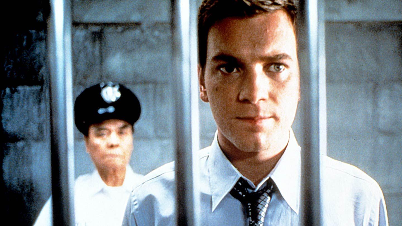 """Ewan McGregor in """"Rogue Trader."""""""