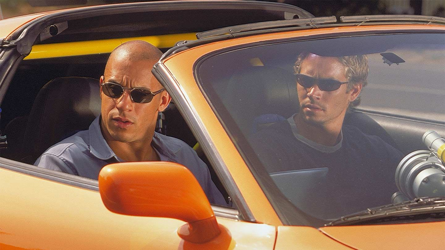 Fast and Furious Movies in Order: The Fast and the Furious