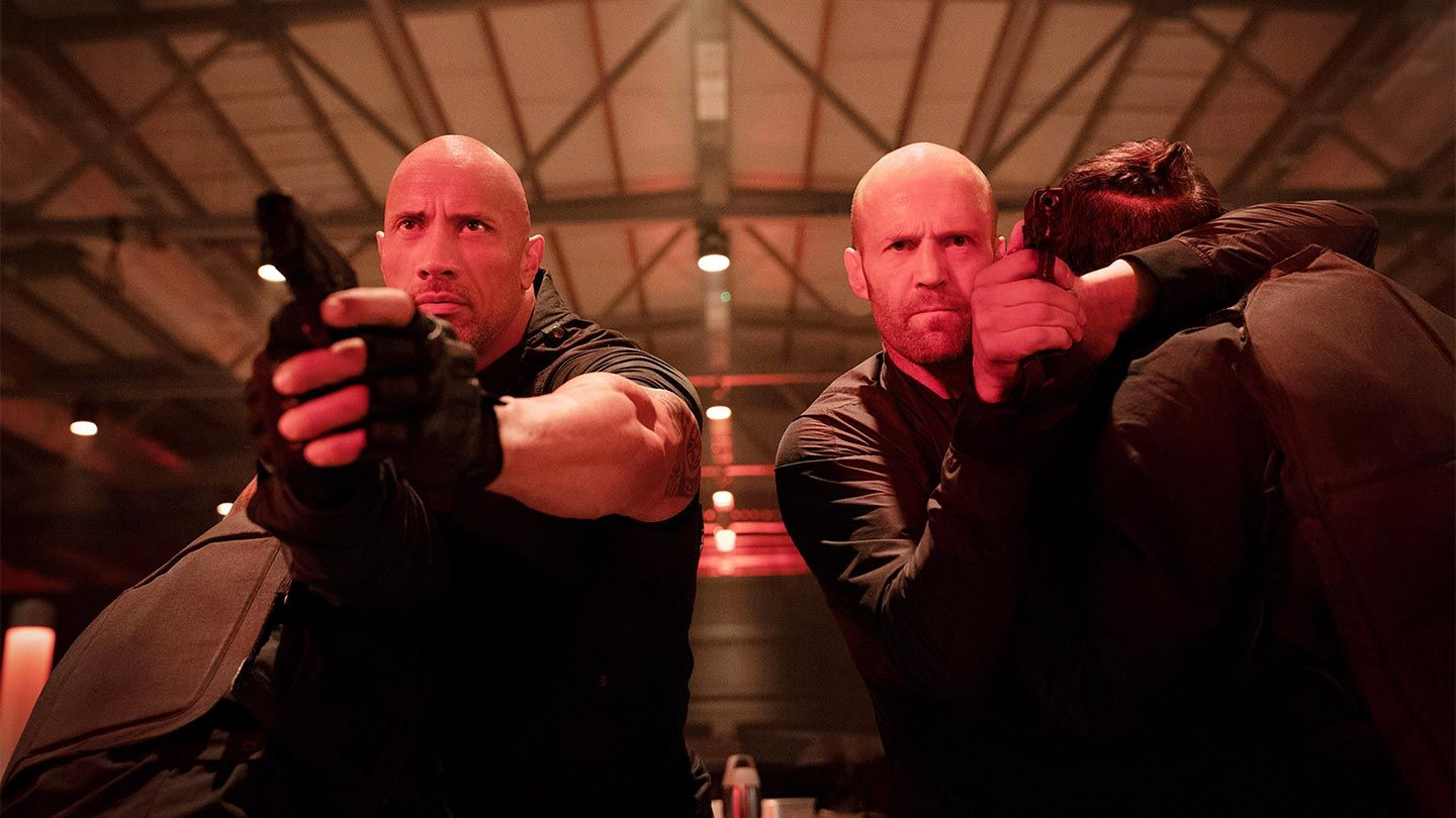 Fast and Furious Movies in Order: Fast & Furious Presents: Hobbs & Shaw