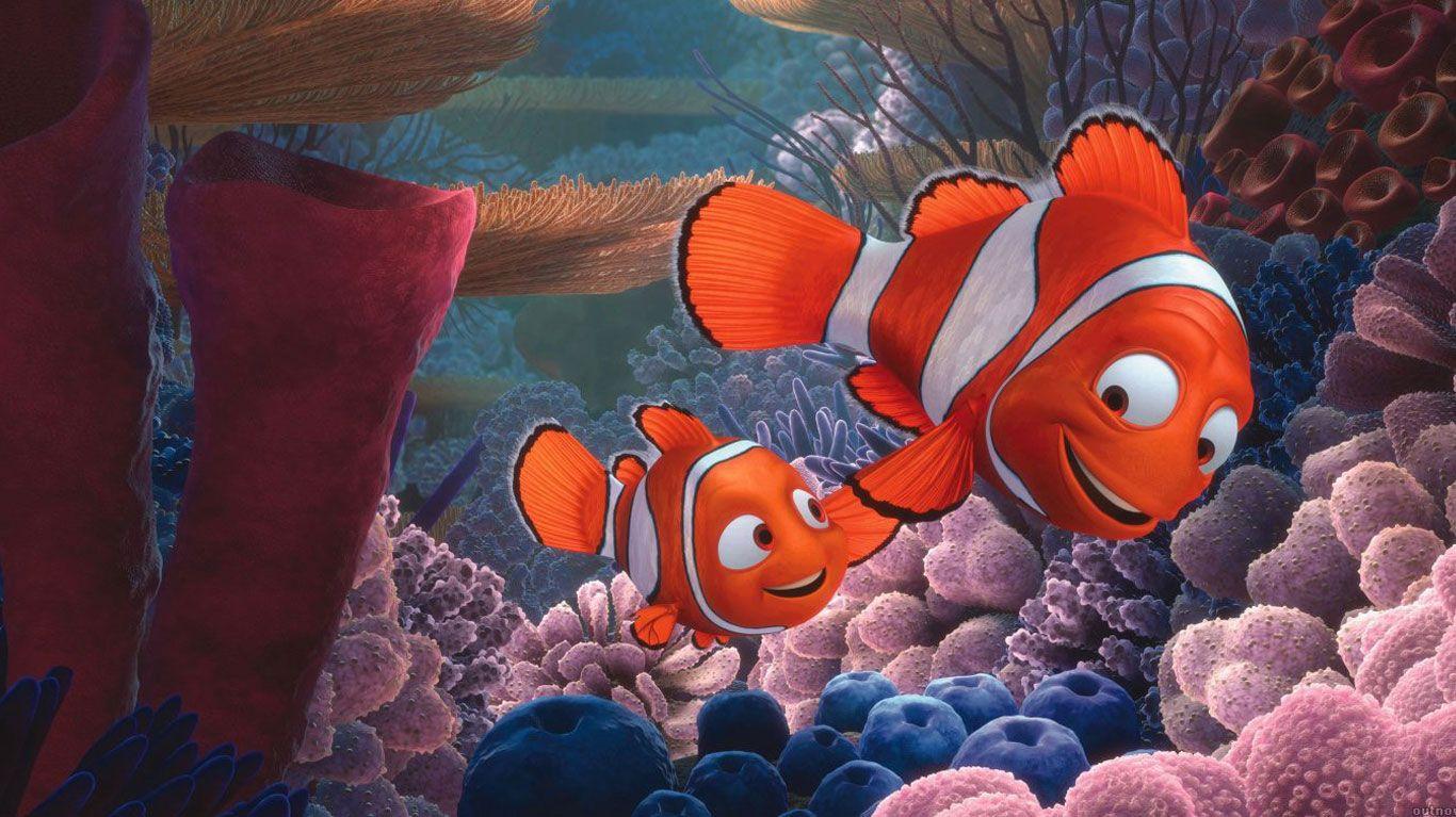 """Nemo, Marlin in """"Finding Nemo."""""""