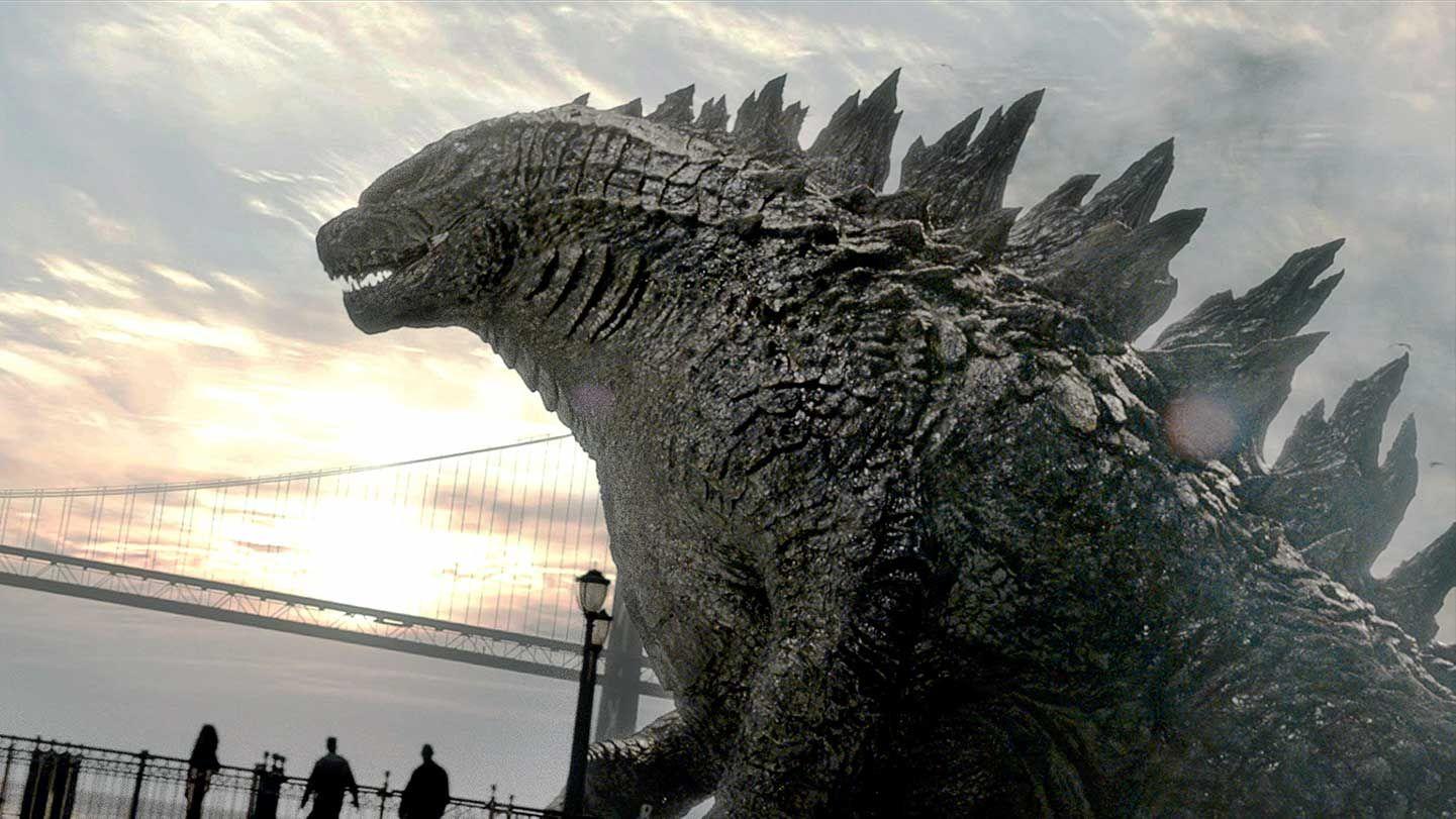 "Godzilla in ""Godzilla."""