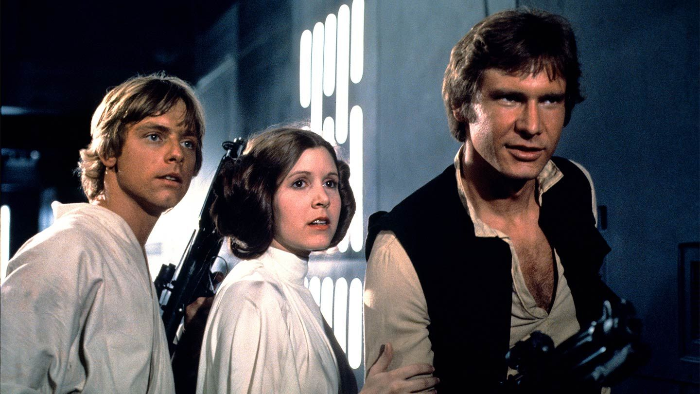Harrison Ford Movies: Star Wars: Episode IV – A New Hope