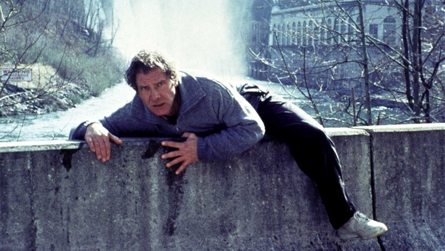 Harrison Ford Movies: The Fugitive