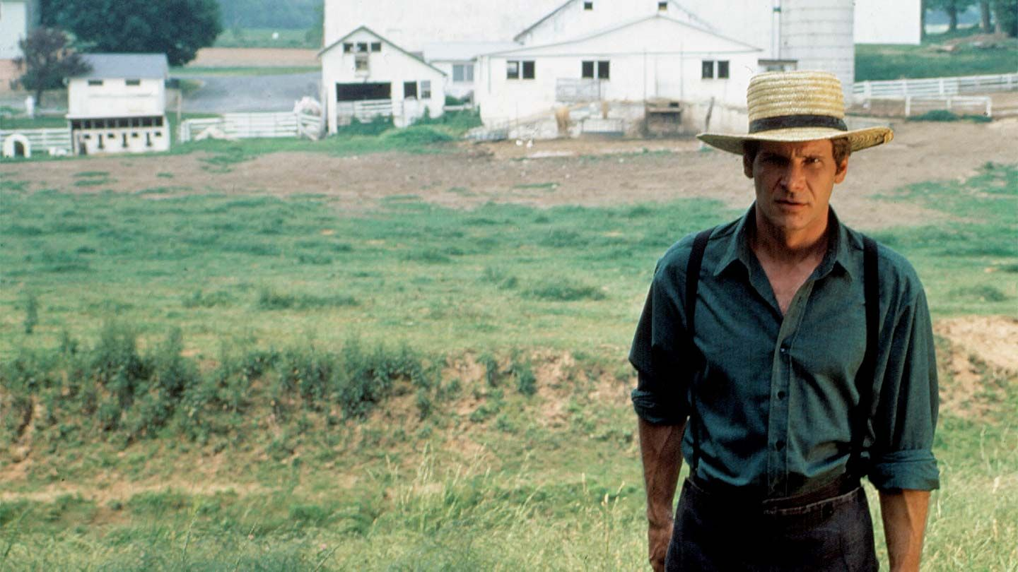 Harrison Ford Movies: Witness