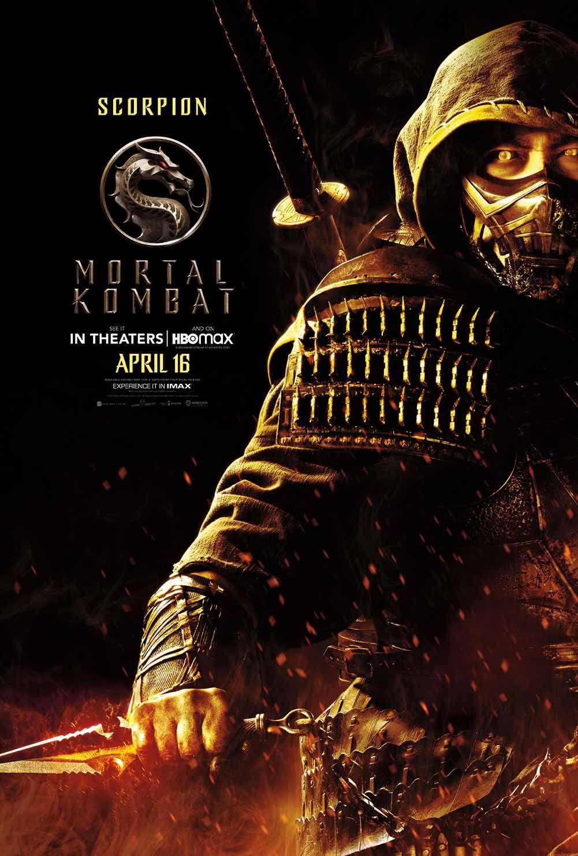 """Hiroyuki Sanada as Scorpion in """"Mortal Kombat."""" © Warner Bros."""