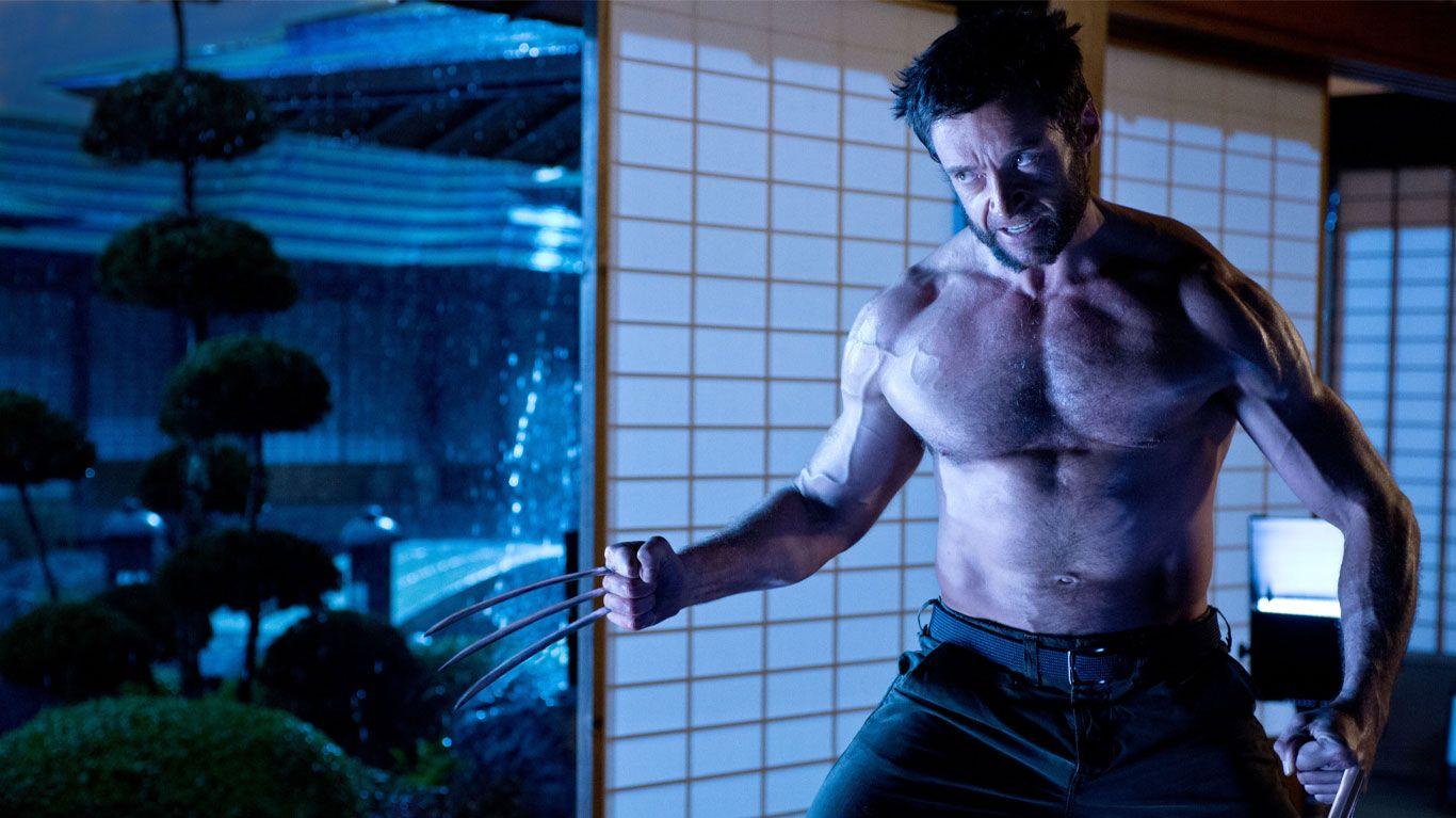 """Hugh Jackman in """"The Wolverine."""""""