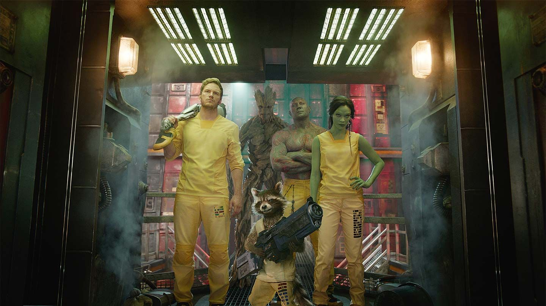 James Gunn Movies: Guardians of the Galaxy