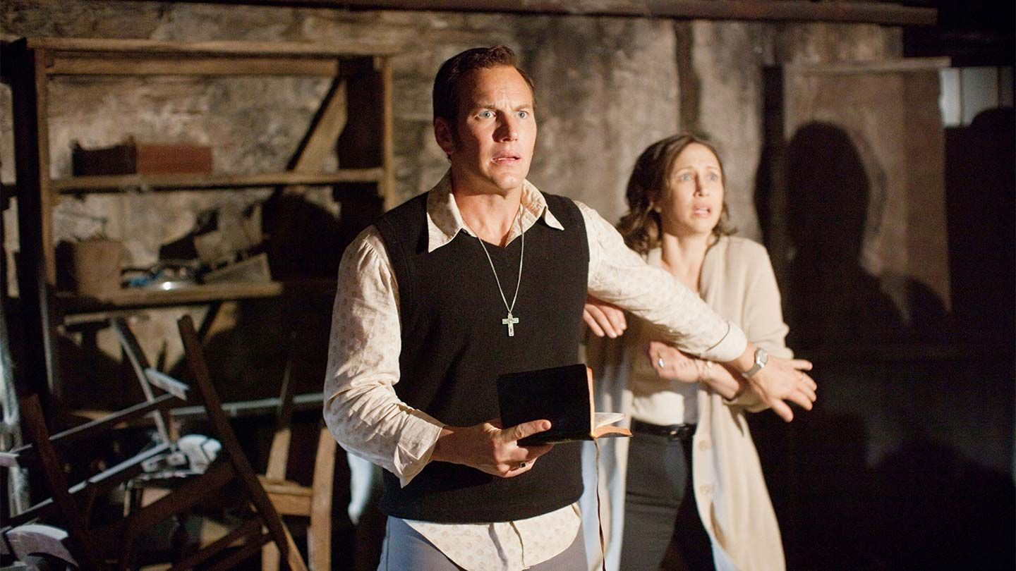 James Wan Movies: The Conjuring
