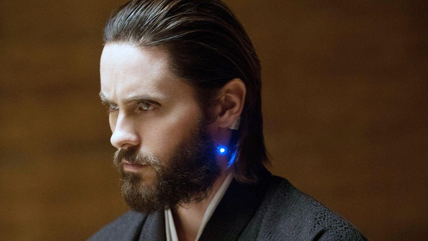 "Jared Leto in ""Blade Runner 2049."""