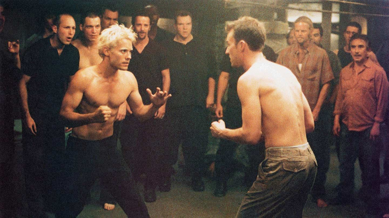 "Jared Leto in ""Fight Club."""