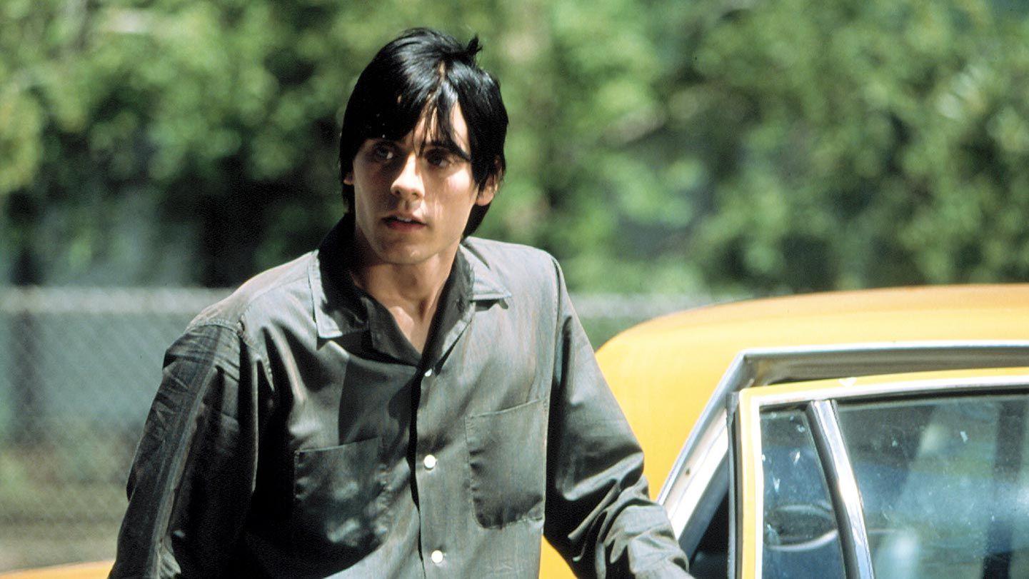 "Jared Leto in ""Requiem for a Dream."""