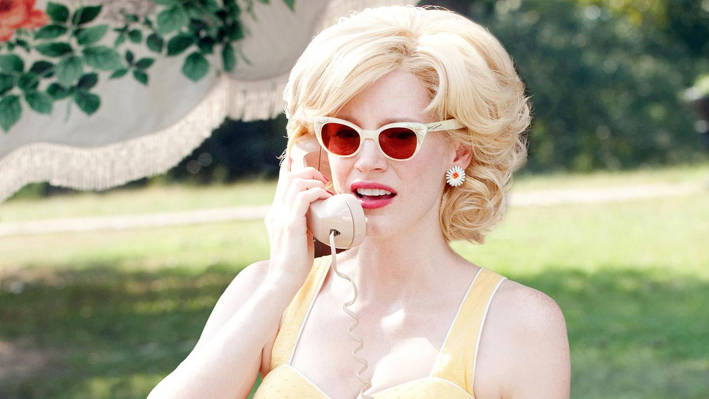 Jessica Chastain Movies: The Help