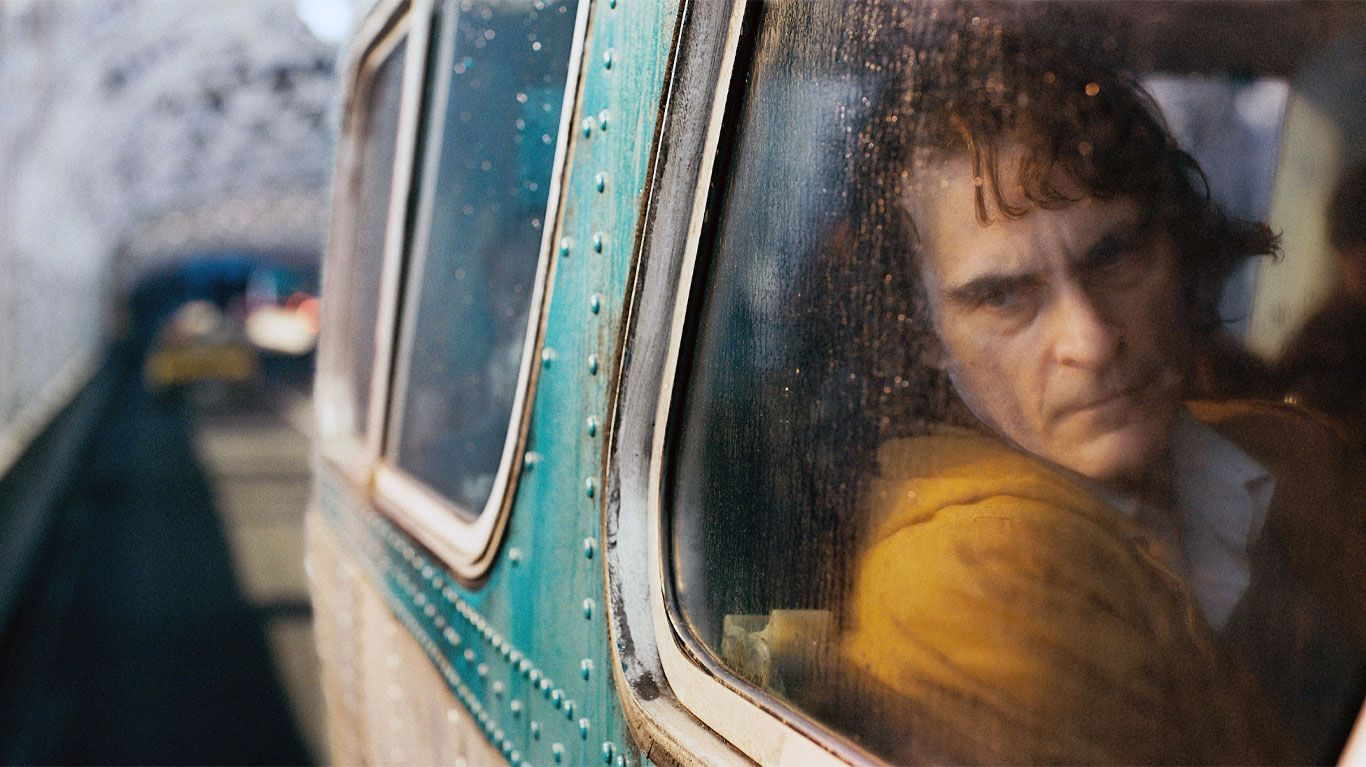 """Joaquin Phoenix in """"Joker."""""""