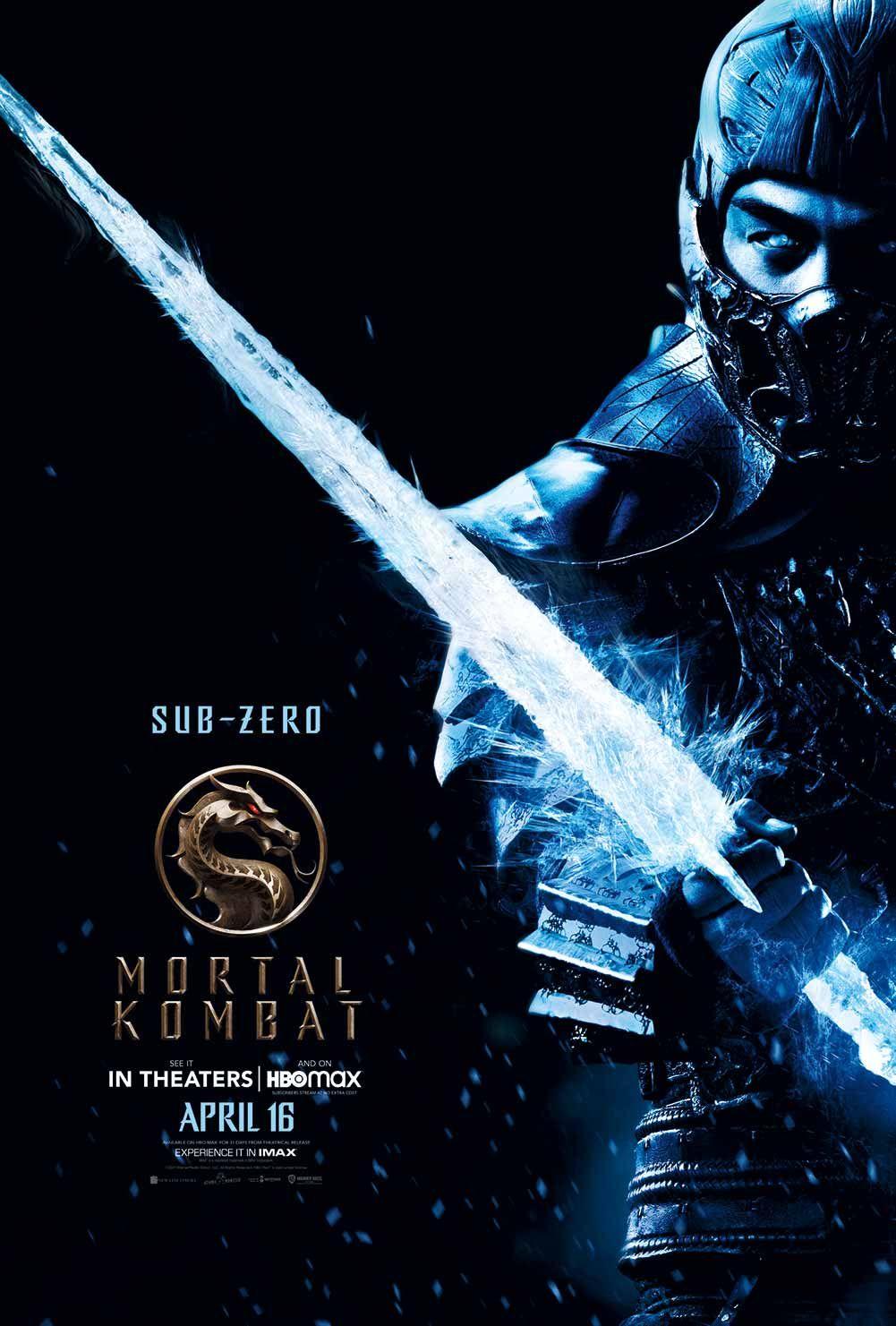 "Joe Taslim as Sub-Zero in ""Mortal Kombat."" © Warner Bros."