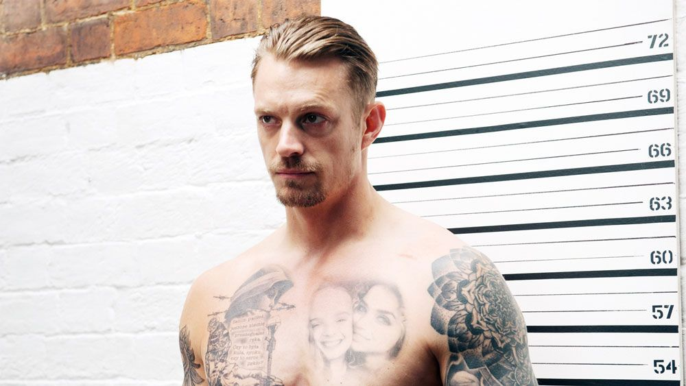 """Joel Kinnaman in """"The Informer,"""" now available on Premium VOD. © Vertical Entertainment / courtesy Everett Collection"""