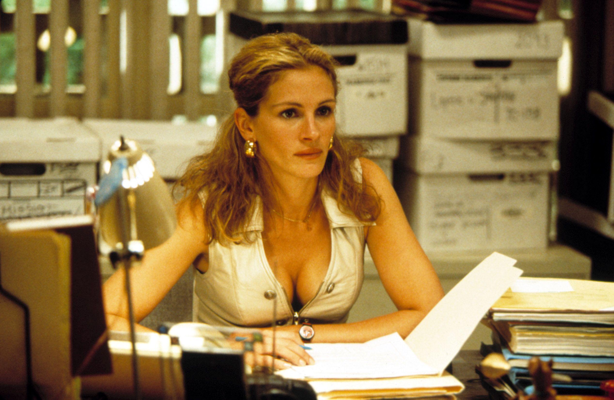 """Julia Roberts in """"Erin Brockovich."""""""