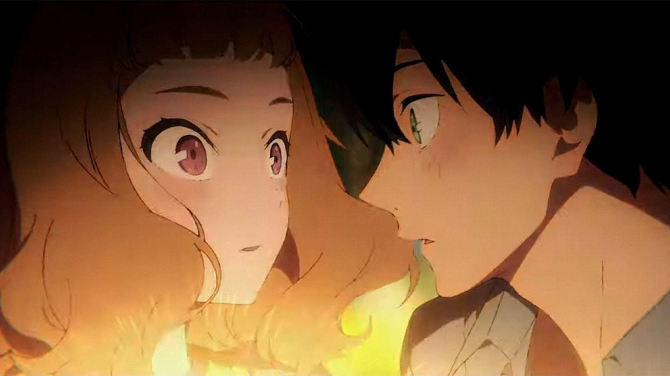 """Kaya Kiyohara and Taishi Nakagawa (voices) in """"Josee, the Tiger and the Fish."""""""