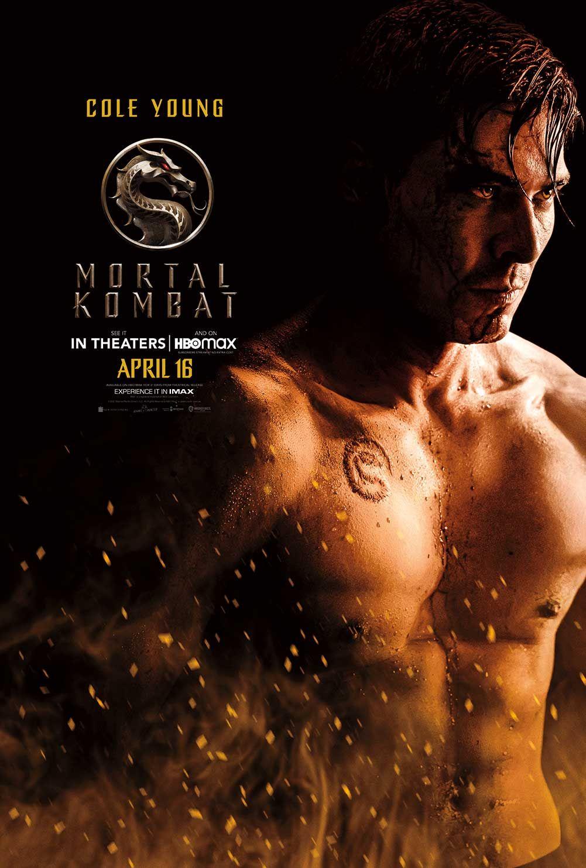 "Lewis Tan as Cole Young in ""Mortal Kombat."" © Warner Bros."