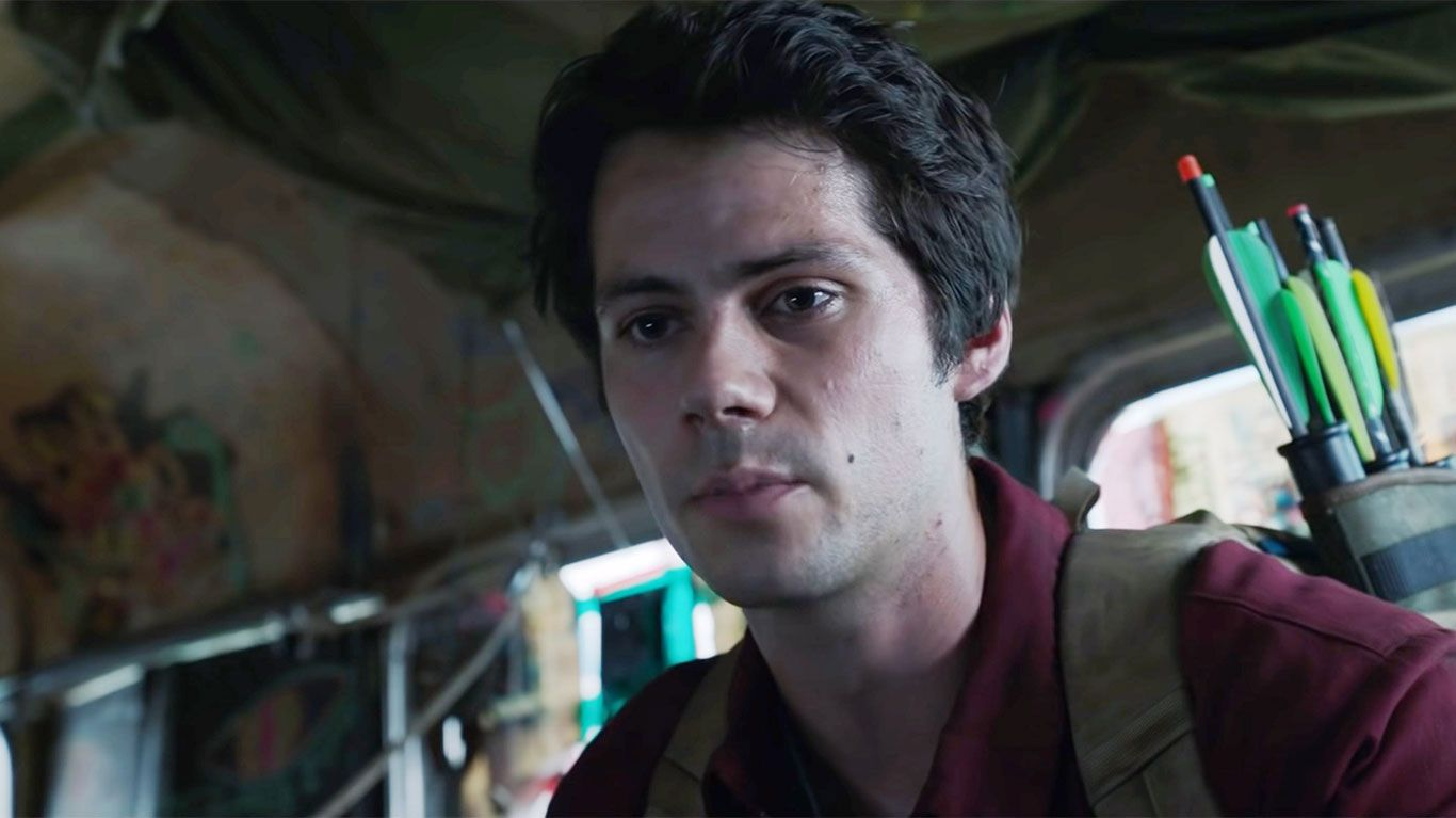 """Dylan O'Brien in """"Love and Monsters."""""""