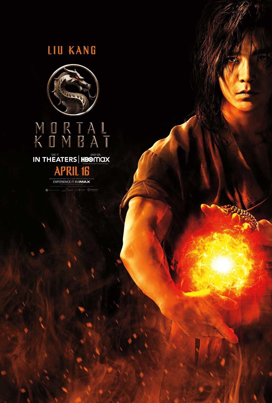 """Ludi Lin as Liu Kang in """"Mortal Kombat."""" © Warner Bros."""