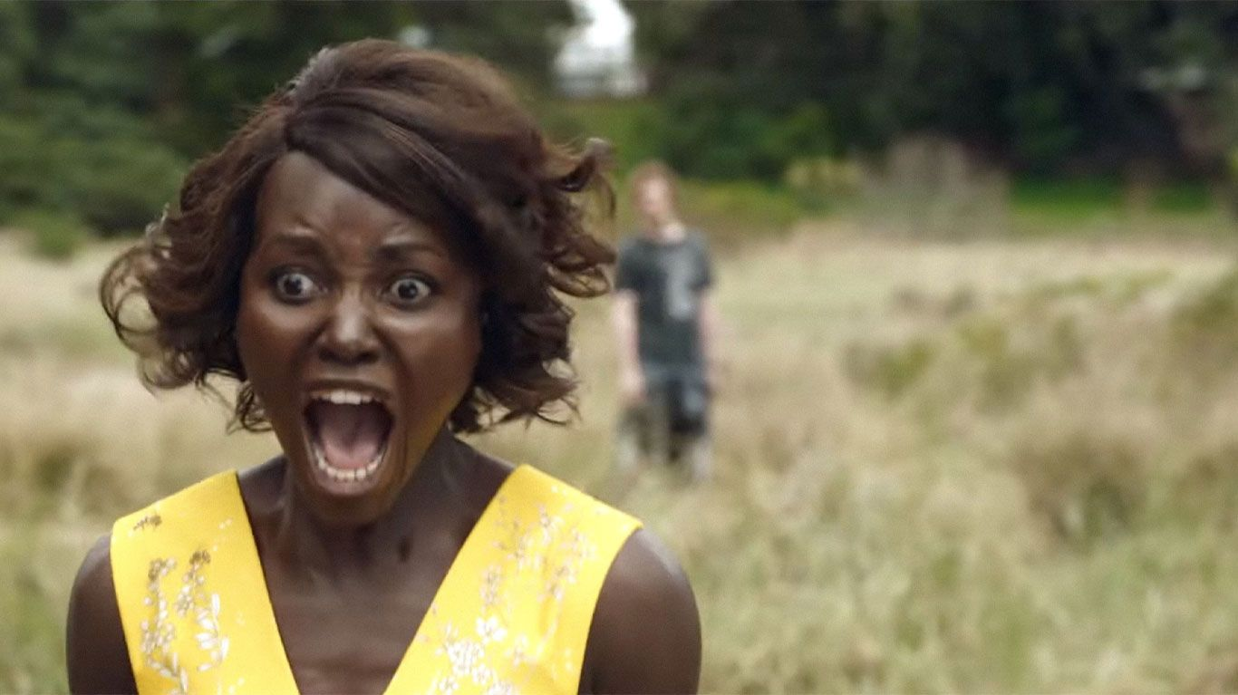 """Lupita Nyong'o in """"Little Monsters."""""""