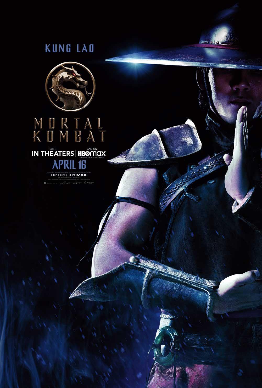 "Max Huang as Kung Lao in ""Mortal Kombat."" © Warner Bros."