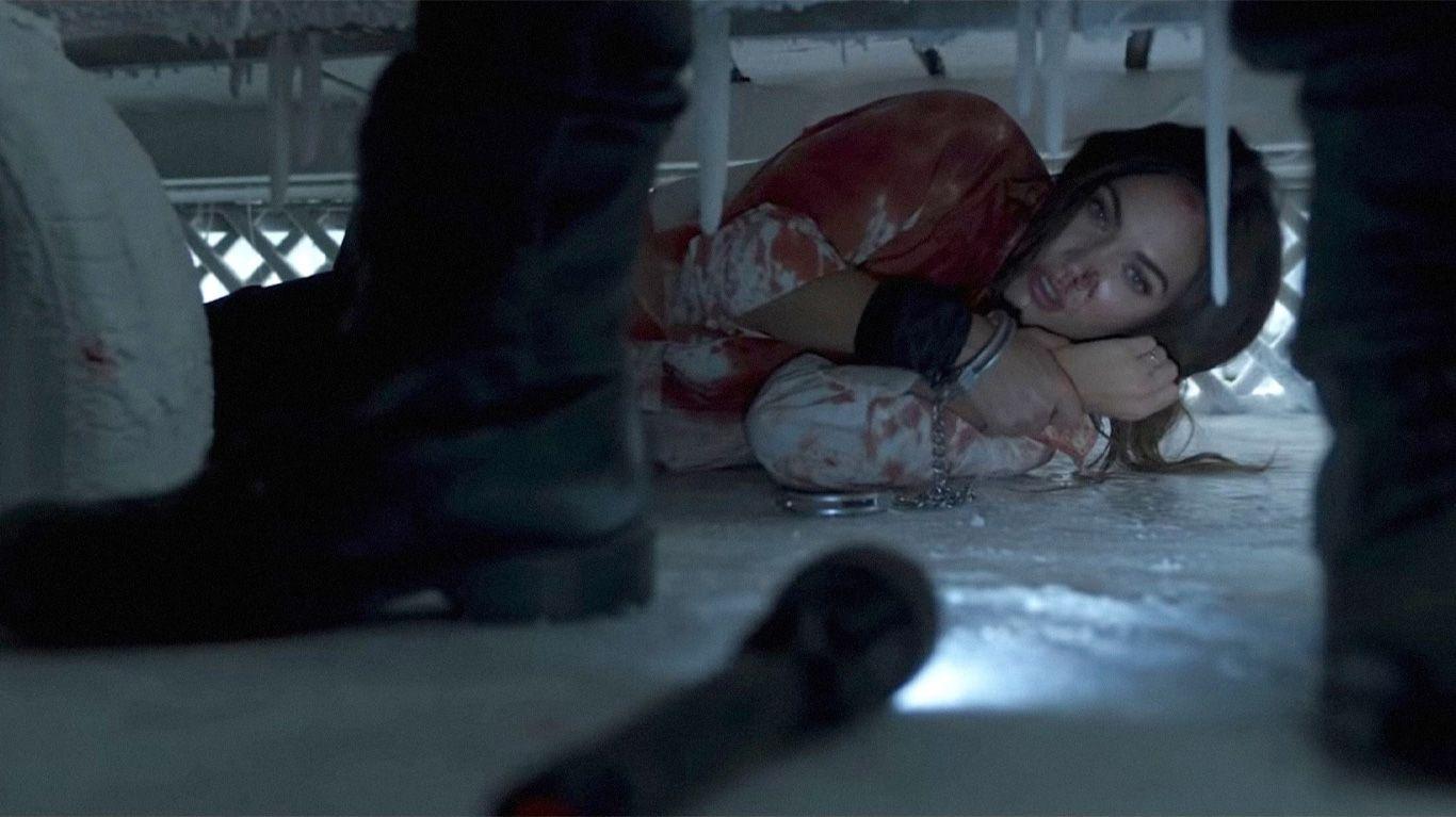"""Megan Fox in """"Till Death."""""""