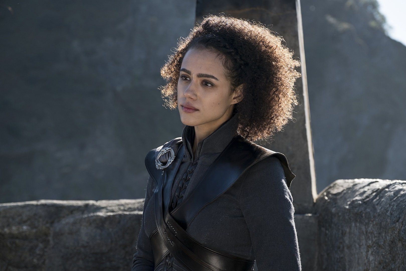 Nathalie Emmanuel Game of Thrones Cast Connections