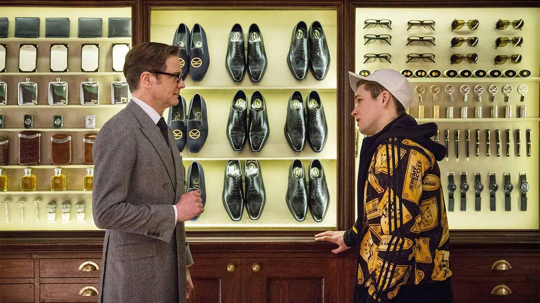 Noovie 9: The Best Bond-Influenced Spy Thrillers: Kingsman: The Secret Service